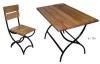 """Комплект мебели для уличного кафе """"Рим"""""""