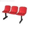 Секция стульев «Спортивная» передвижная